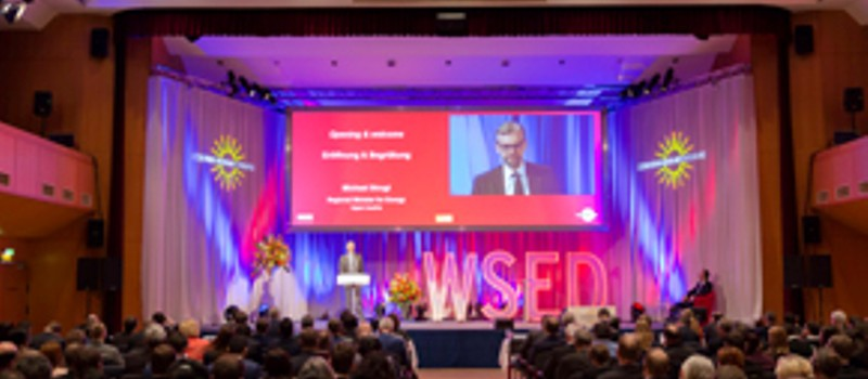 Yenisei took part in Тhe World Sustainable Energy Days 2016! (WSED)