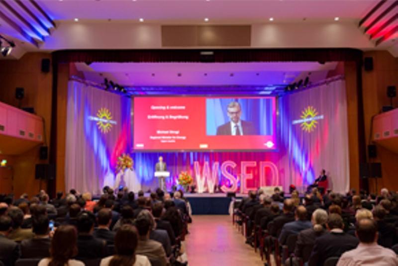 Компания Енисей приняла участие во Всемирной Конференции Устойчивой Энергии 2016! (WSED)